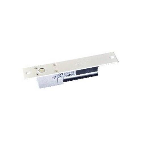 Cerradura electro magnética piston encastrada fail safe NC