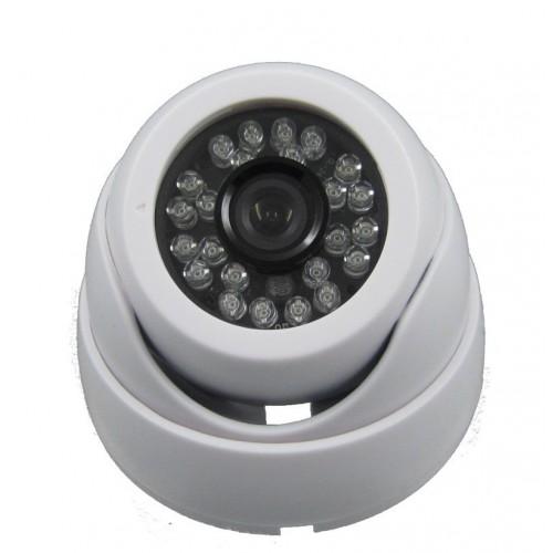 Minidomo 4 en 1 1080P interior 2,8mm infrarrojos OSD-UTC blanco