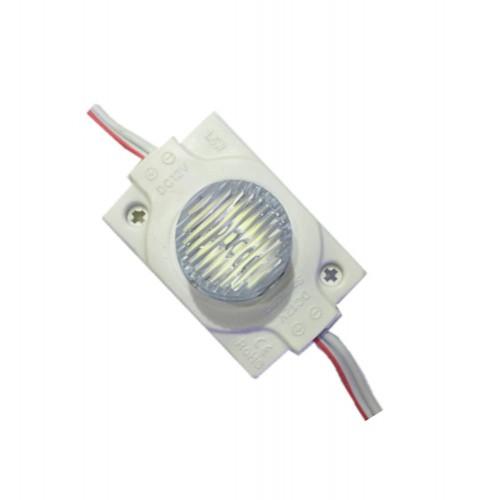 Modulo led 12V 1.1W 6000K SMD3535 exterior IP65 cadena 20 ud