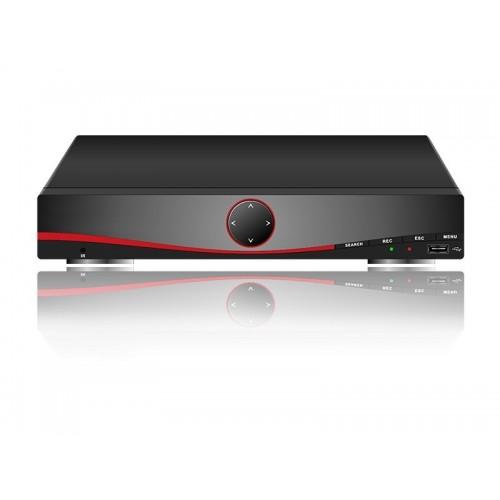 NVR 16ch  1080P, VGA, HDMI ONVIF.móviles 2 HDD