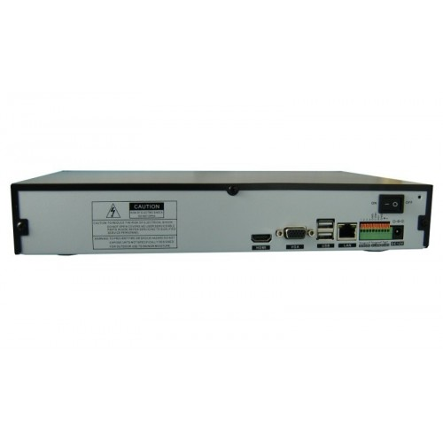 NVR IP 4ch 1080P HDMI VGA alarmas