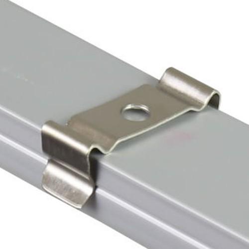 Clip perfil aluminio en esquina Pack 10 ud