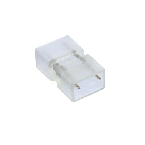 Neon LED Conector transparente neon led flexible 1 y 2 caras