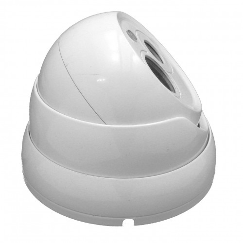 Mini domo IP 1.3MP 720P exterior  3.6 mm IR-CUT Array