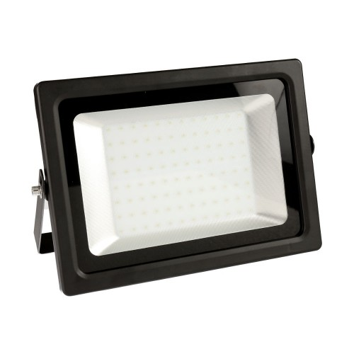 Proyector led slim 85W exterior IP65 SMD3030 6000K negro