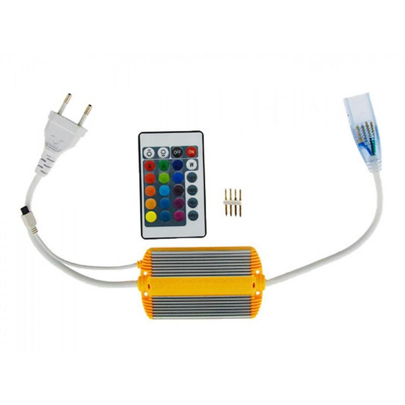 Controlador RGB para tira RGB 220V 1300W