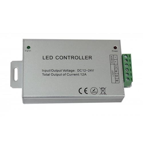 Mando a distancia memorias control RGB inalámbrico 12V/24V 144W