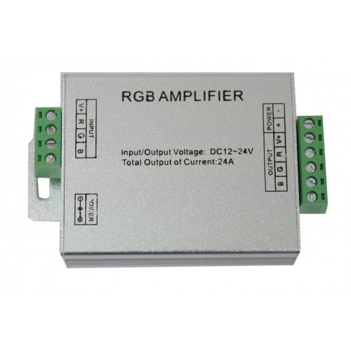 Amplificador de senal RGB 12V 144W