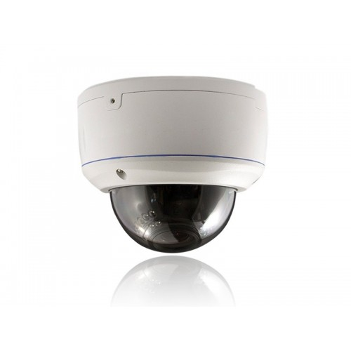 Mini-domo IP 1.3MP 2,8-12 mm IR-CUT 30 mts