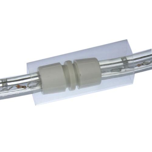 Hilo luminoso funda termo-retractil para aislar conectores