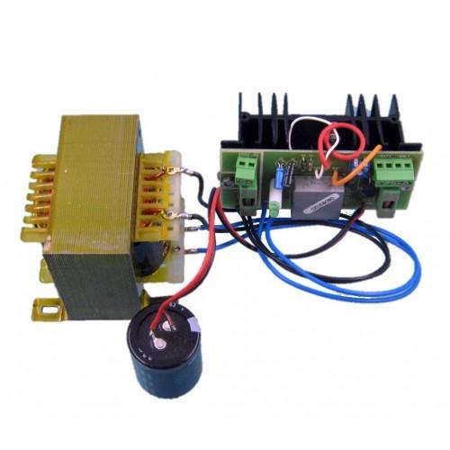 Fuente alimentación DC 12V 5A solo electronica