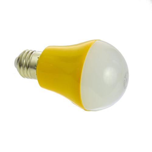 Bombilla LED con sensor movimiento crepuscular E27 5W 4200K