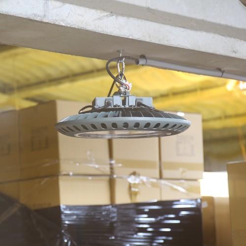 Campana LED UFO 100W 6000ºK smd3535 PF0,9