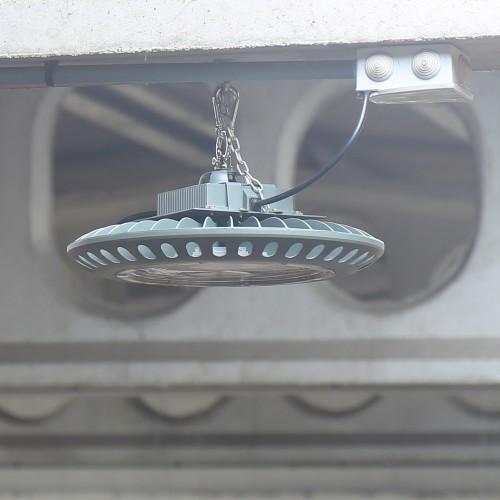 Campana LED UFO 200W blanco 6000ºK SMD 3535 PF0,9