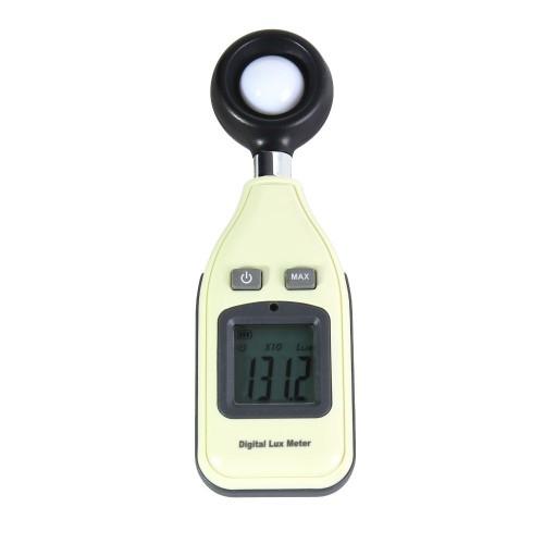 Luxómetro medidor de luz lux y FC batería incluida
