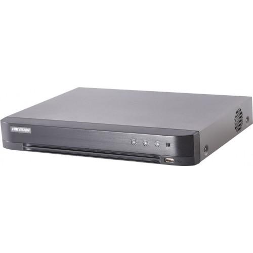 XVR hikvision 5 en 1 hikvision DS-7216HQHI-K2 16 canales