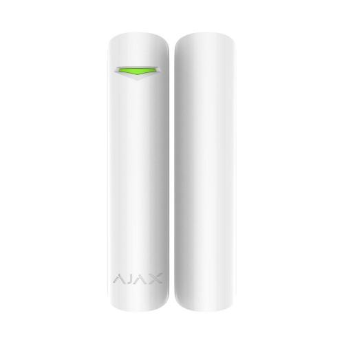 Detector AJAX DoorProtect magnético inalámbrico blanco