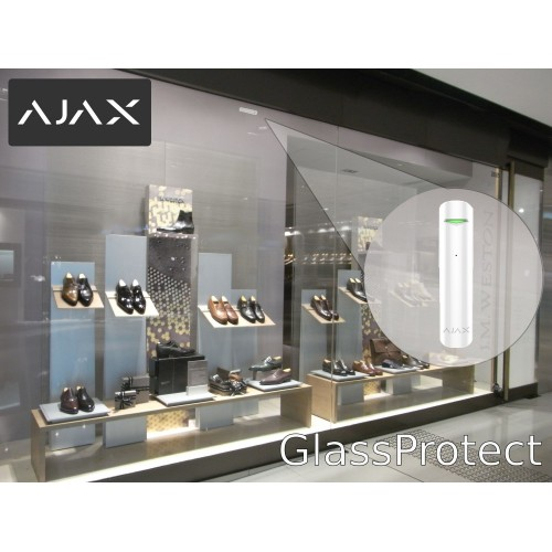 Detector AJAX GlassProtect rotura cristal