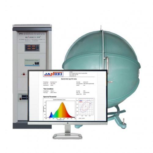 Servicio de análisis bombillas y luz led