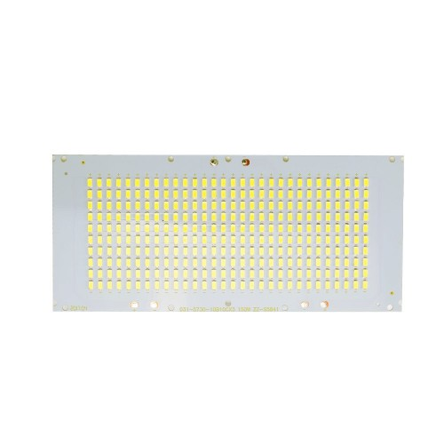 Placa LED 150W 300 led SMD5630 6000K recambio proyector