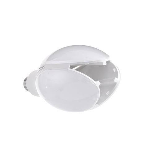 Bombilla led 30W rosca E27 blanco 4000K gran formato
