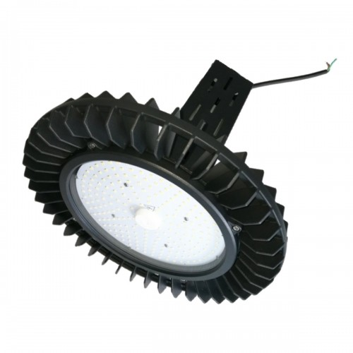 campana led UFO 200W driver meanwell regulable philips