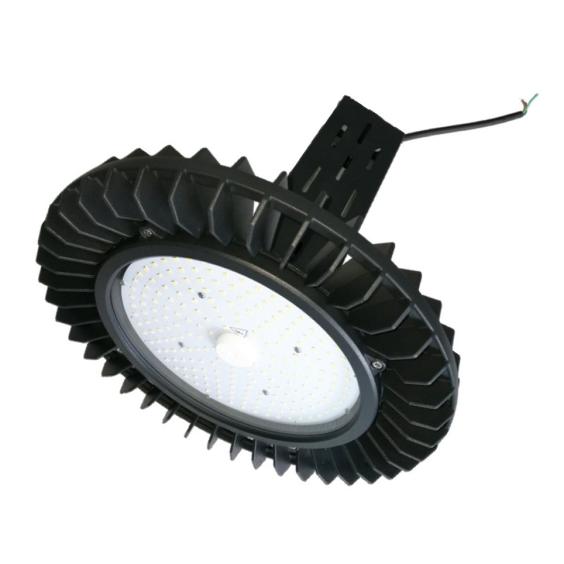 Campana led UFO 100W driver meanwell regulable philips