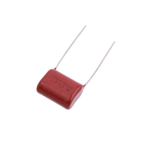 Condensador poliester quitar parpadeo led 470nF 0,47uF 400V
