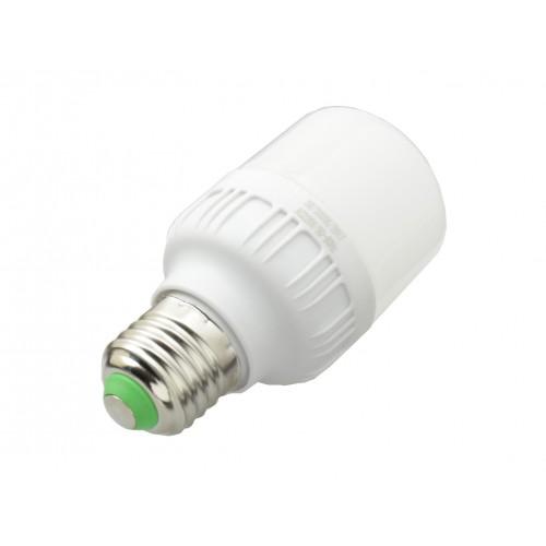3 x Bombillas LED 5W rosca E27 luz 3000K  blanco cálido SENSOR