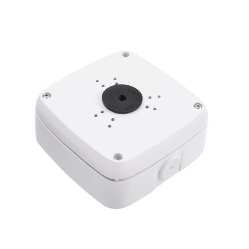 Caja conexion camara bullet IP66 blanca aluminio