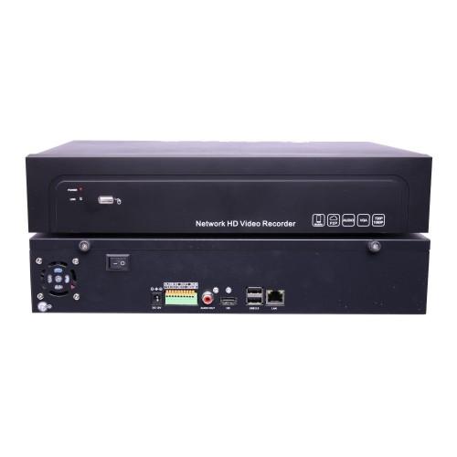 NVR 4K 16 canales HDMI UHD ONVIF