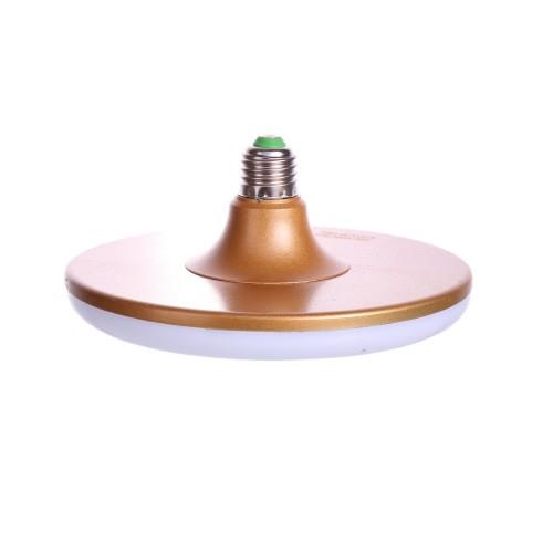 Bombilla led E27 UFO 36W luz blanca calida 3000K