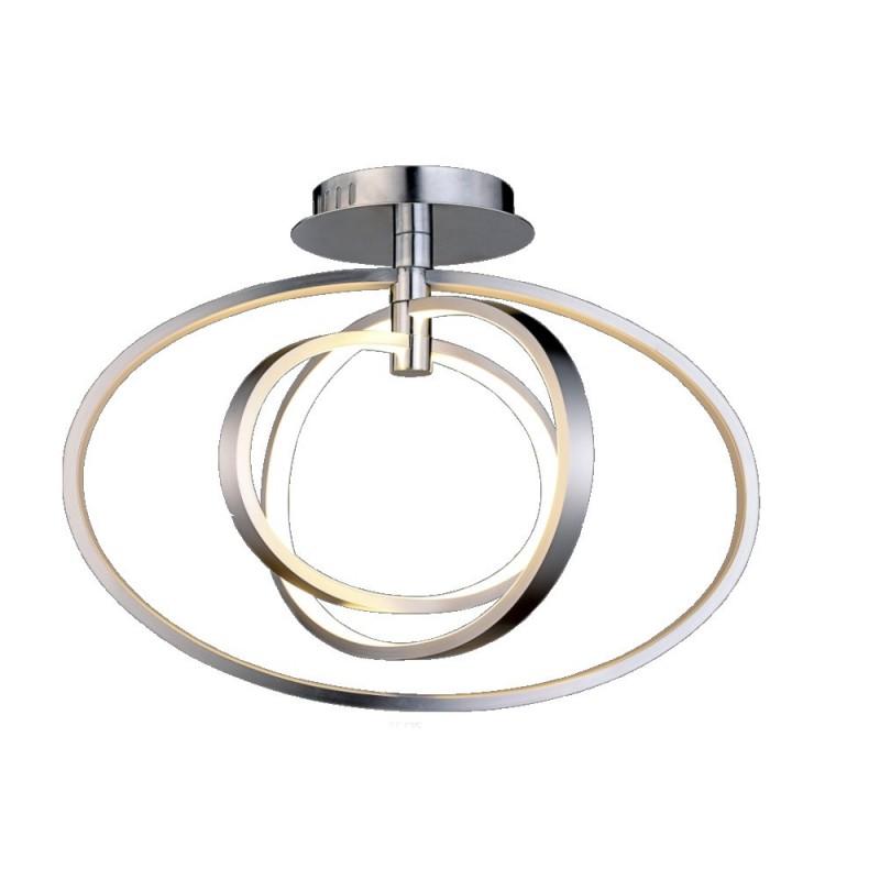 lampara techo led regulable AREA tri-tono 60W redonda