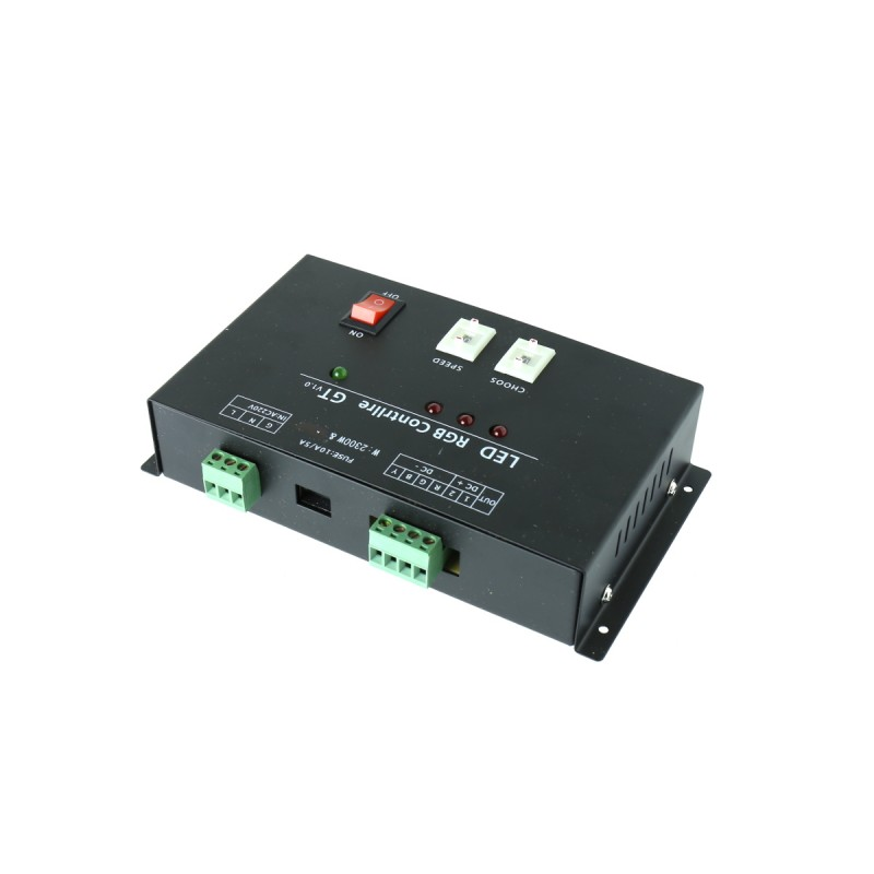 Control RGB para tira RGB 220V 2300W