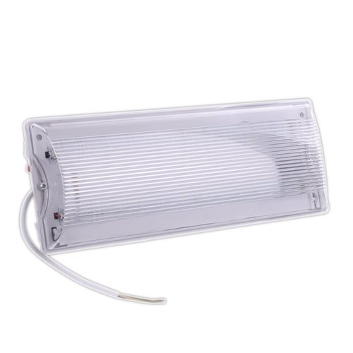 Luminaria emergencia 3W LED pared y techo