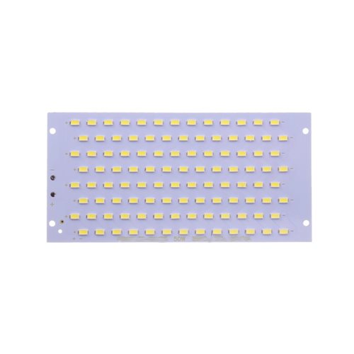 Placa LED 50W 104  led SMD5730 6000K recambio proyector