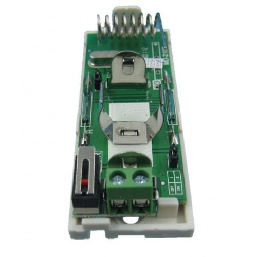 Detector magnético vía radio