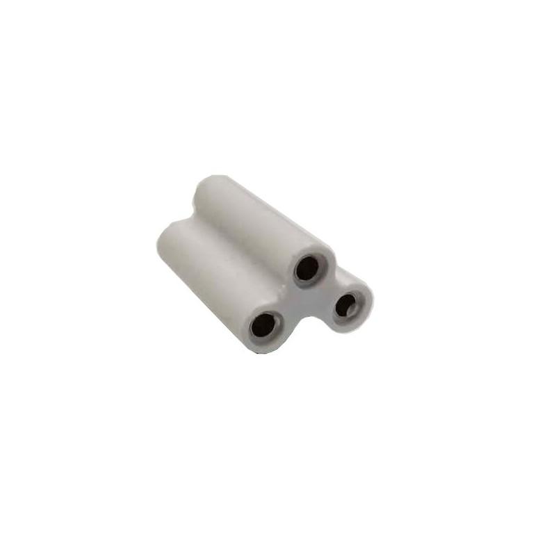 Conector unión tubo T5