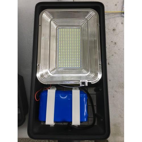 Bateria litio farola solar Li-Ion farola solar 30W