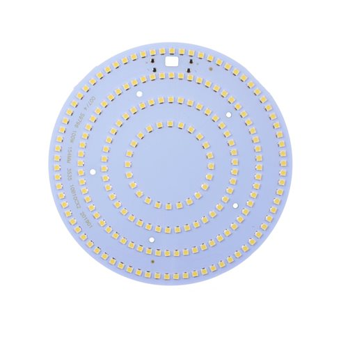 Placa led 100W PCB SMD3535 154mm 200 led