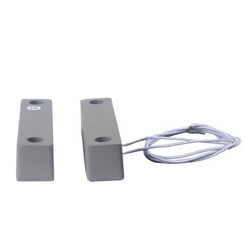 Detector de alarma magnético de media potencia en Zinc