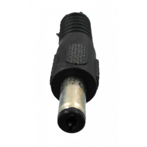 Latiguillo de alimentación con conector macho 30 cm