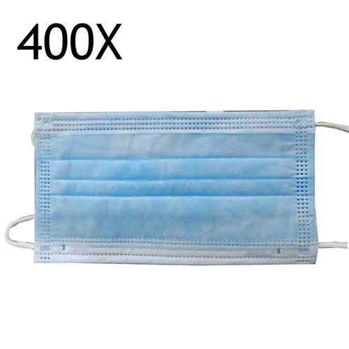 400X Mascarilla proteccion quirúrgica homolgada