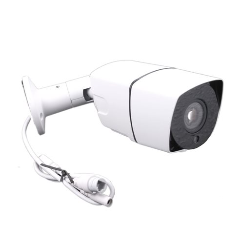 Camara IP POE ONVIF HD Bullet optica9-22mm exterior IP65