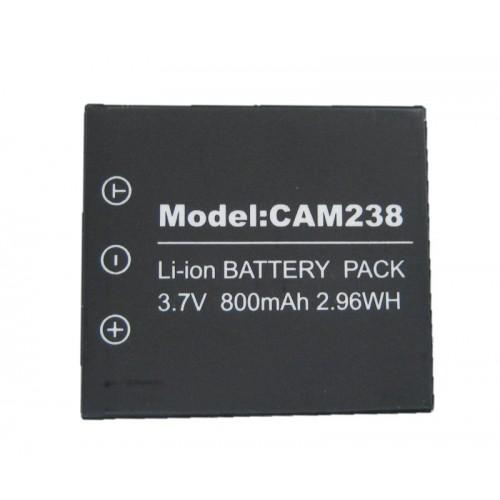 Batería de litio para camara deportiva JND-6101