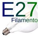 Bombilla LED E27 filamento
