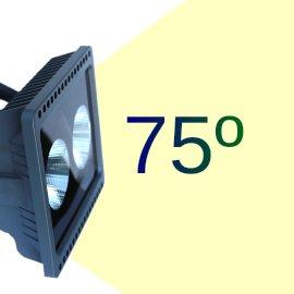 Foco LED 75 grados