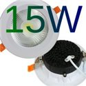 Downlight LED COB 15W
