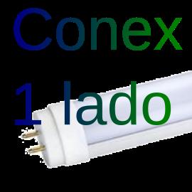 Tubo LED Conexión 1 lado