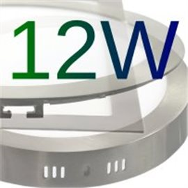 Downlight LED 12W